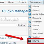 <b>Install XMLRPC API on Joomla! 2.5</b>